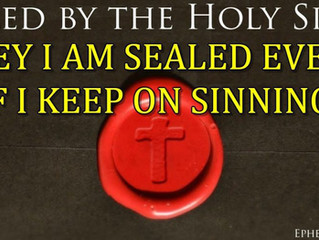SEALED BY THE HOLY SPIRIT