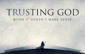 TRUST IN HIS WORD