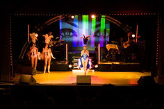 Rogue Minogue & The Showgirl Cast theatre tour