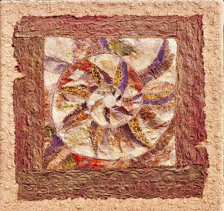'The Eternal Spiral- the Ammonite 2'