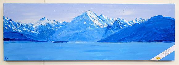 'Mount Cook (New Zealand'