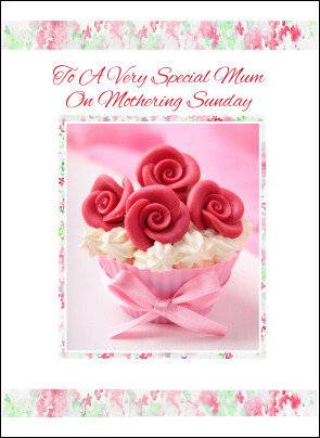 Very Special Mum Card