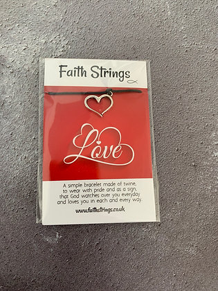 Love Faith String