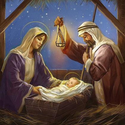 Glory Revealed 10 Christmas Cards