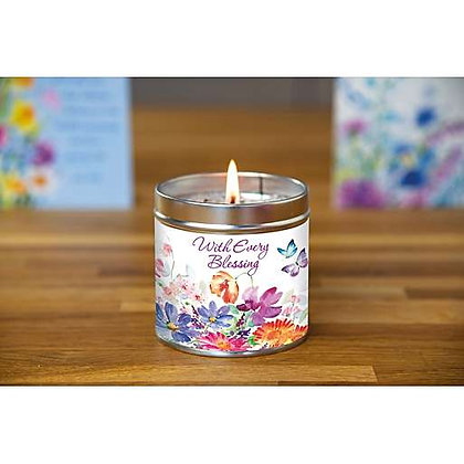 With Every Blessings Candle