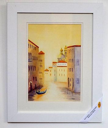'Sunlit Venice'