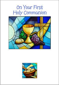 Chalice Window Design Card