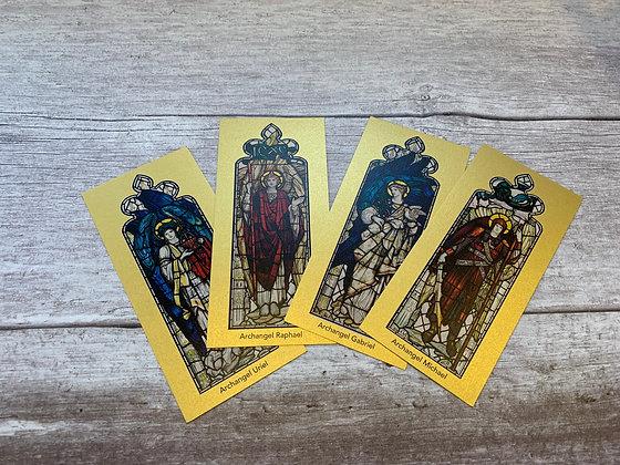 Archangel Prayer Cards