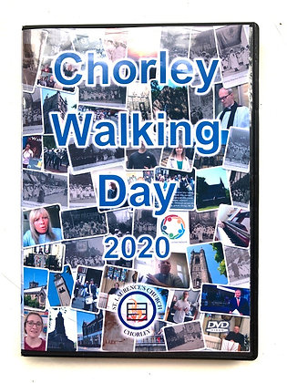 Chorley Walking Day 2020 DVD