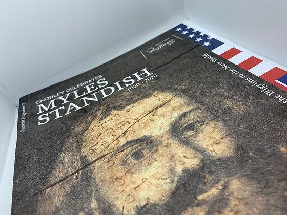 Myles Standish Book