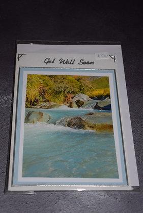 Handmade Get Well Soon Card