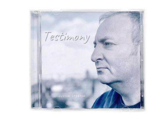 Testimony CD- Justin Stretch