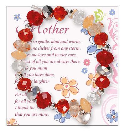 Glass Bracelet/Mother