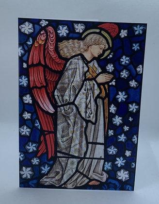 The Guardian Angel Card
