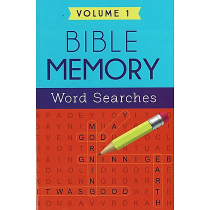 Bible Memory Word Searches