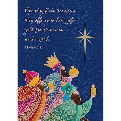10 Treasures Cards