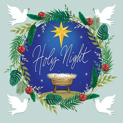 10 Holy Night Cards