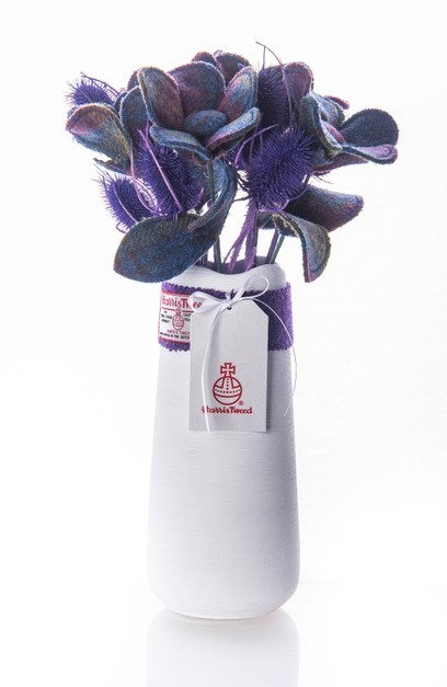 Heather Harris Tweed Bouquet