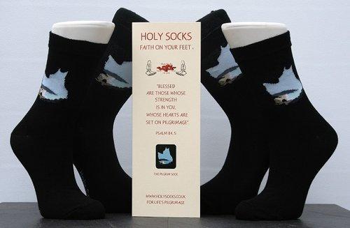 Holy Socks- The Pilgrim