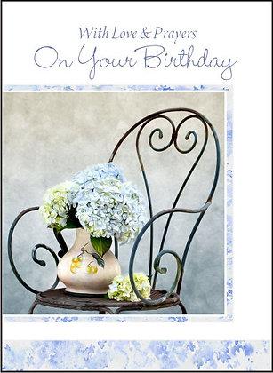 Birthday 'Hydrangea'