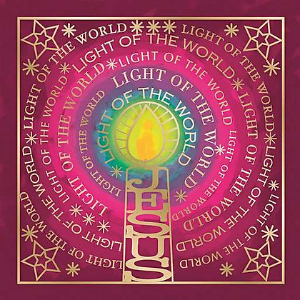 Jesus is the Light of the World Cards