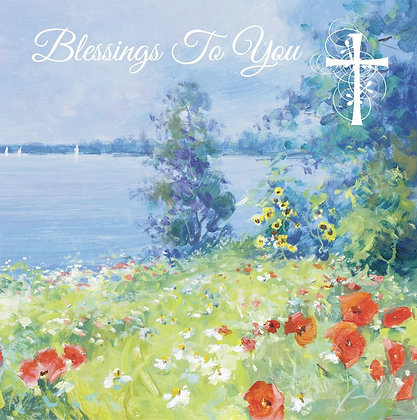 Blessings to You Card