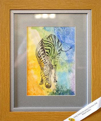 'Dotty Zebra'