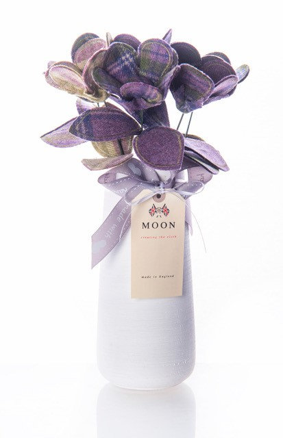 Abraham Moon Bouquet National Trust Killerton Heather and Ingleton Lime