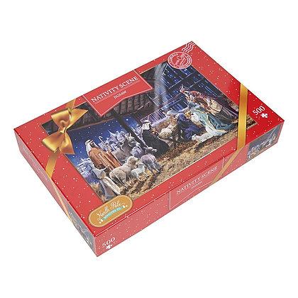 Nativity Scene Jigsaw