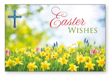 Post a Plaque/ Easter Wishes