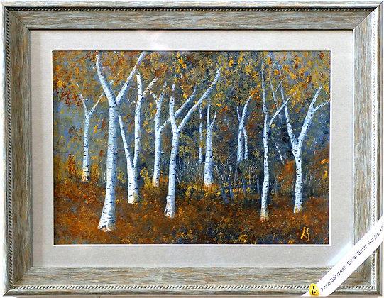 'Silver Birches'
