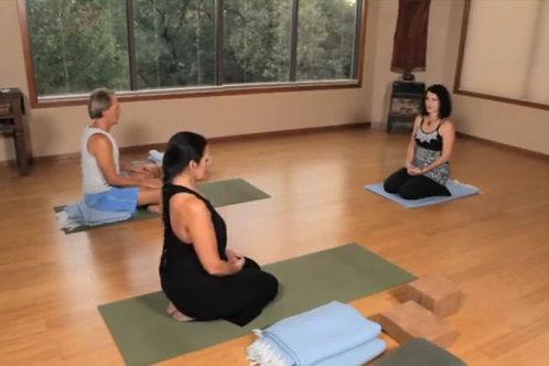 Restorative Yoga & Meditation for PTSD