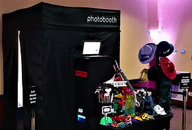 photobooth setup