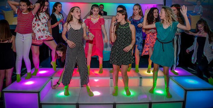 Light up dance floor, Light up cubes, Light up Risers