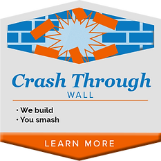 crash through wall