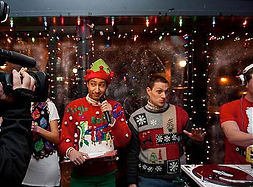 office party, holiday party, holiday event, dj tampa, tampa dj, team building event