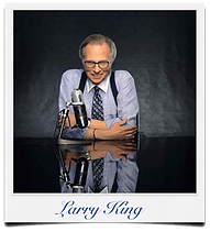 Larry King testimonial