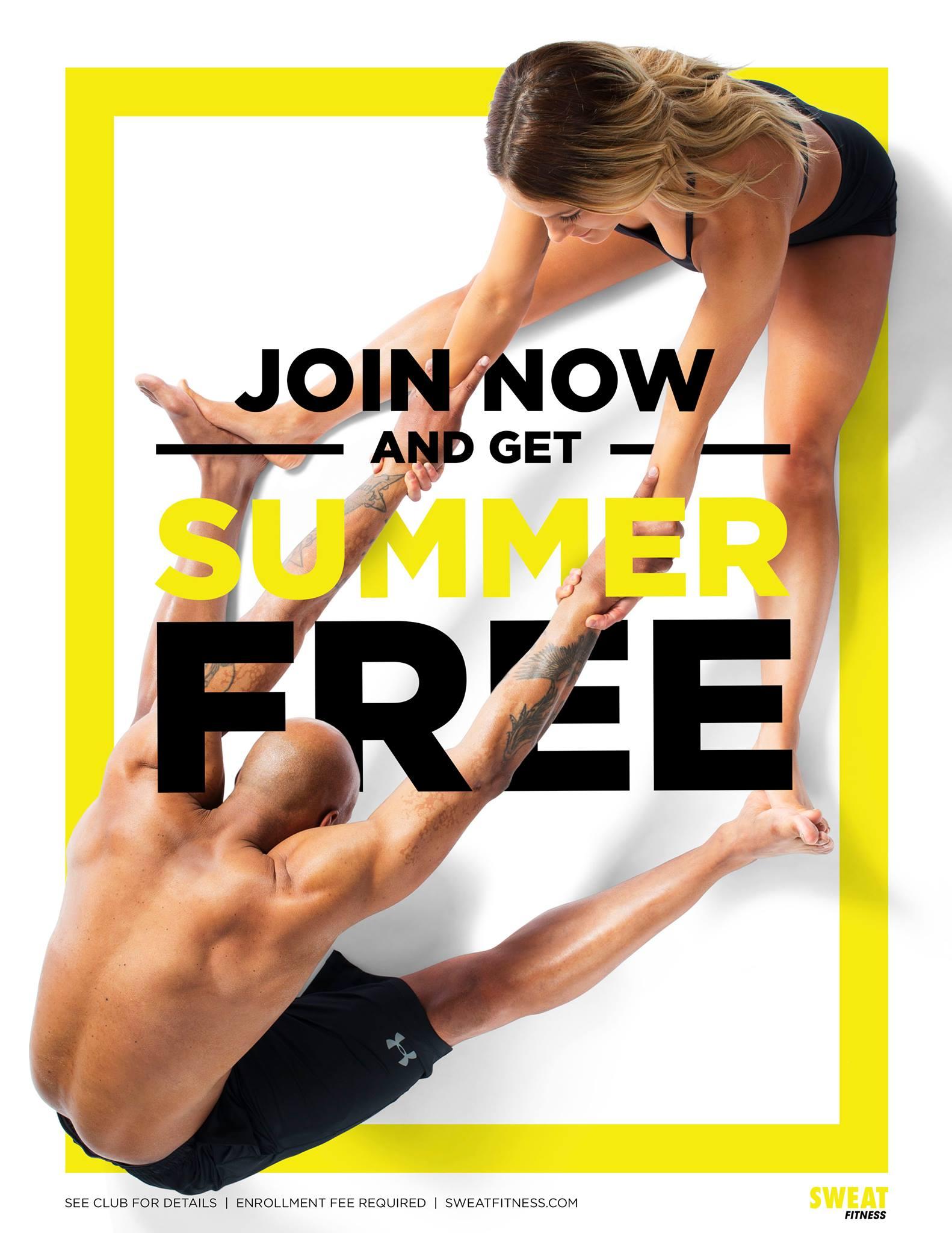 Summer Free Promotion Image