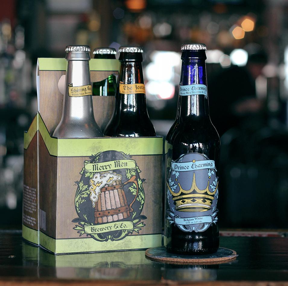Merry Men Brewery