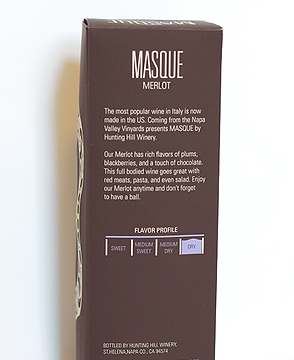 Masque Merlot
