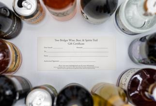Two Bridges Wine and Spirits Trail