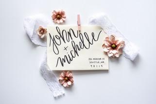Jen Marie Calligraphy