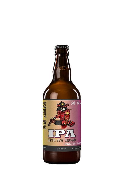 Dead Samuraï - New England IPA 5.5%
