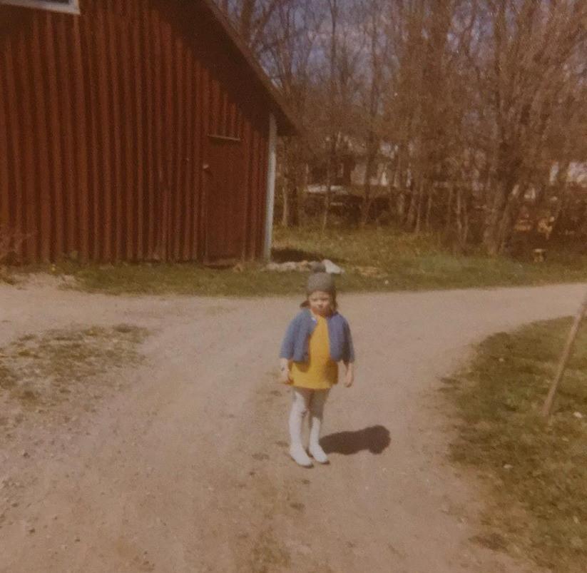 Eva Ann-Christin Fredriksson, 62 r i Norrhult p - unam.net