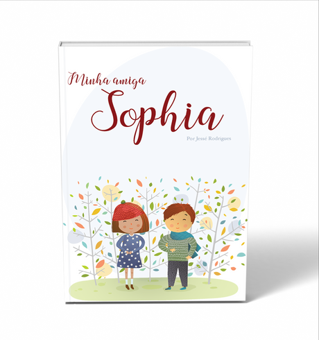 Ebook - Minha amiga Sophia