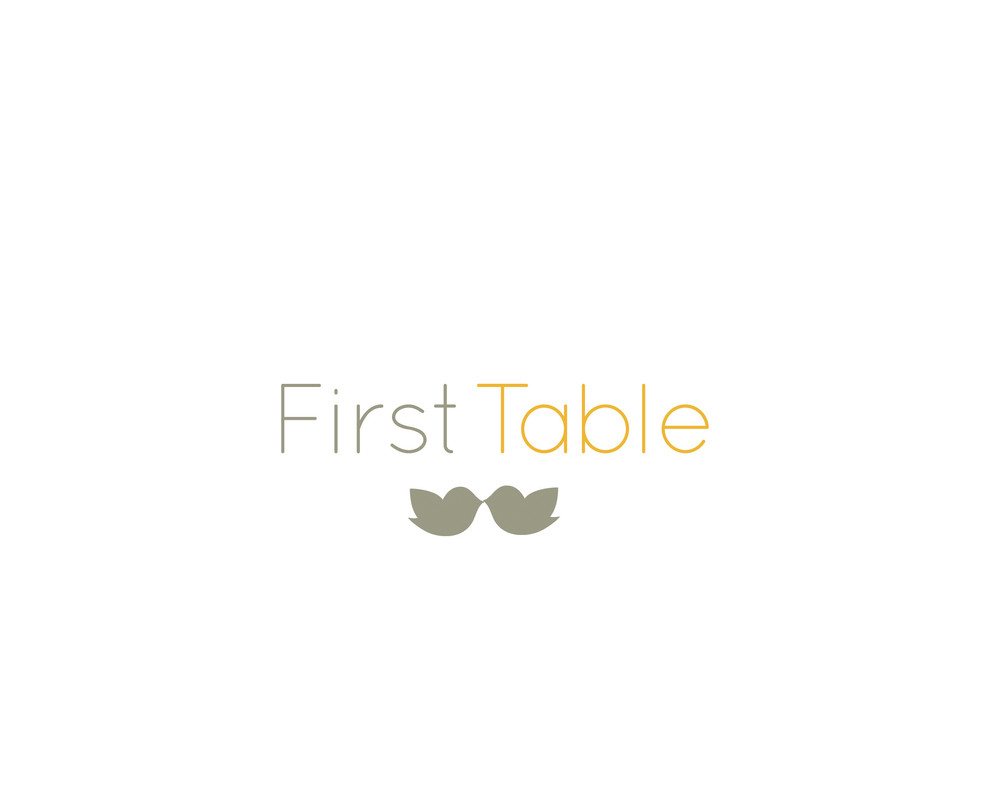 Logo - First Table