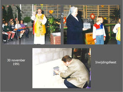 Inwijdingsfeest 30/11/1991