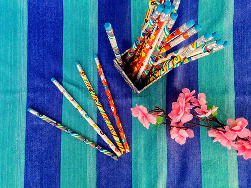 Bleistift Alef Bet