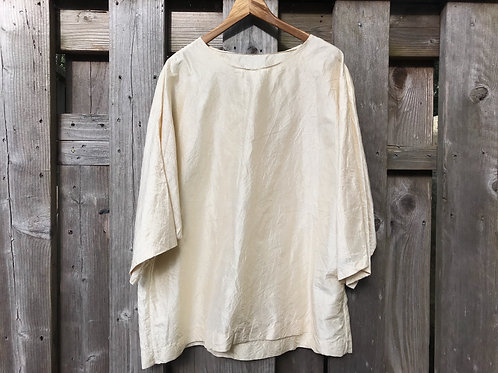 Silk Tunic - Natural