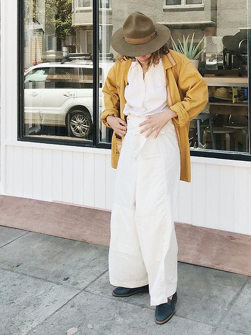 Cotton Fisherfolk Pants